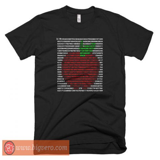 Apple Pi Tshirt