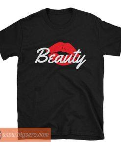 Beauty Beast Couple Tshirt