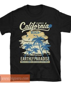 California Beach Tshirt