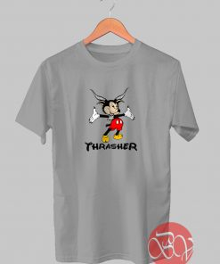 Thrasher Disney Tshirt