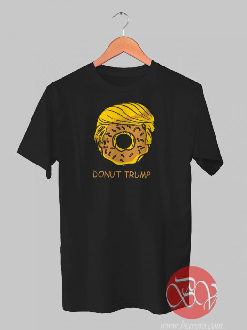 Donut Trump Tshirt