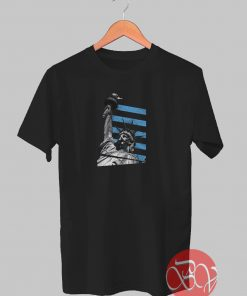 Flint Liberty Mask Tshirt