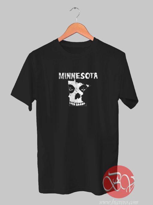 Minnesota Misfit Tshirt