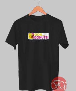 Ooh Donuts Tshirt