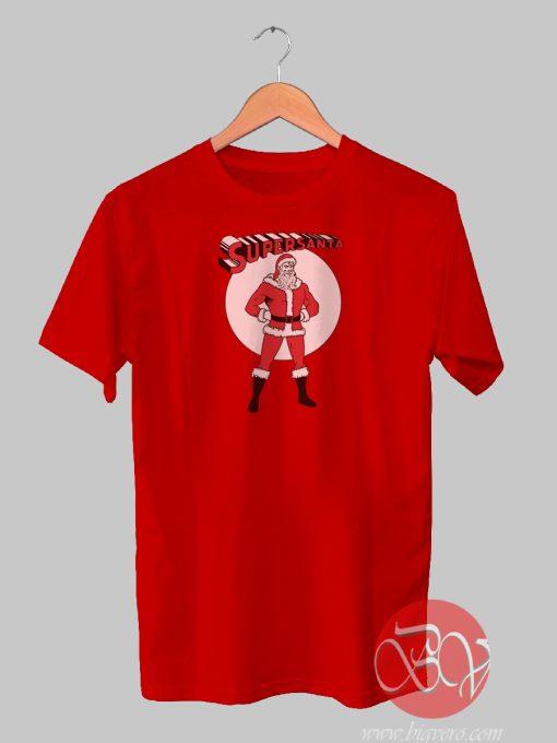 Supersanta Tshirt