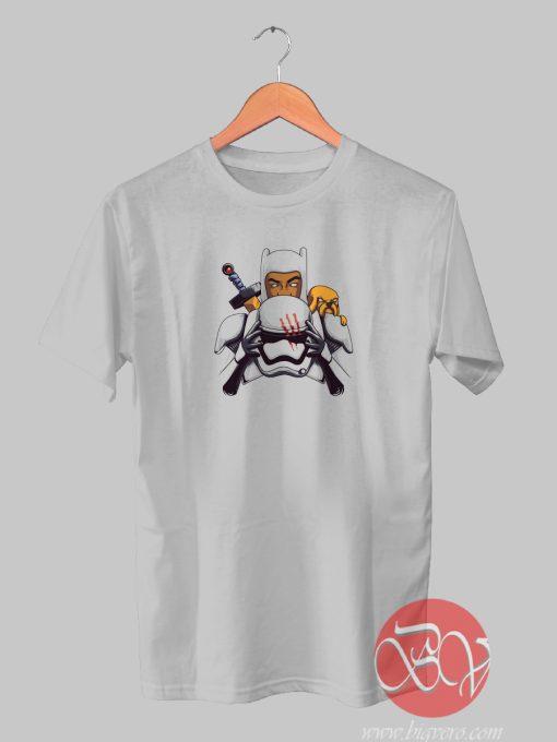 Finn Trooper Tshirt