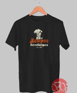 Kewpee Hamburgers Vintage Tshirt