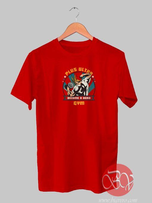 Plus Ultra Gym Tshirt