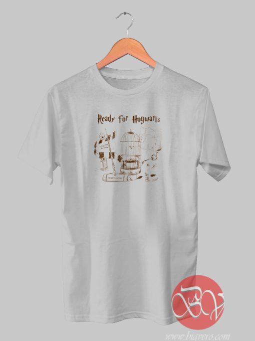 Ready For Hogwarts Tshirt