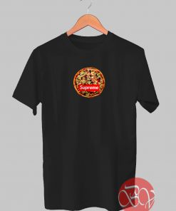 Supreme Pizza Tshirt