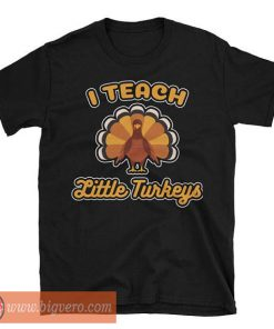 Thanksgiving Teacher Shirt