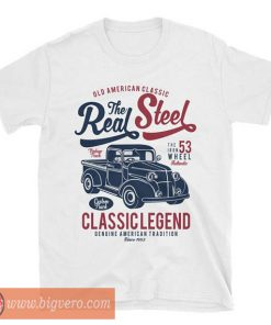 The Real Steel T Shirt