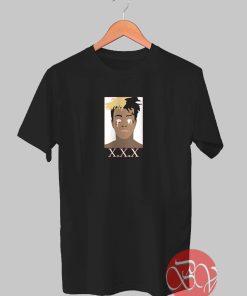 The Xxxtentacion Tshirt