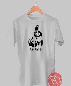 WWF Panda Parody Tshirt