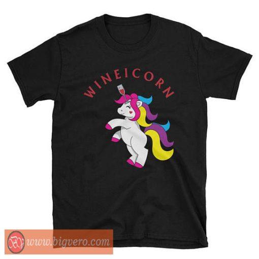 Wineicorn Unicorn Wine Lover