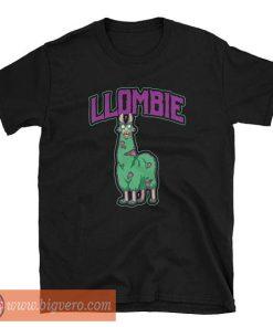 Zombie LLombie Tshirt