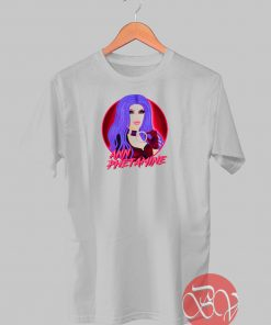 Ann Phetamine Graphic T-shirt