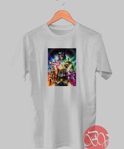 Avengers Infinity War 2018 T-shirt