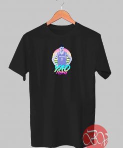 Yao Ming Retro Futuristic Aesthetic T-shirt