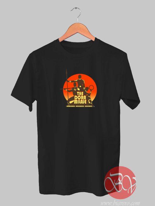Dora Milaje Black Panther T shirt