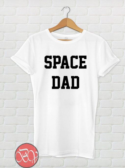 Space Dad T shirt