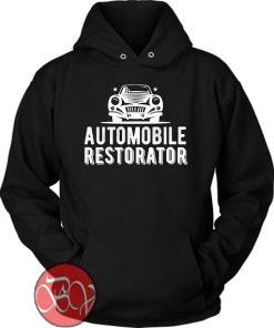 Automobile Restoration Hoodie
