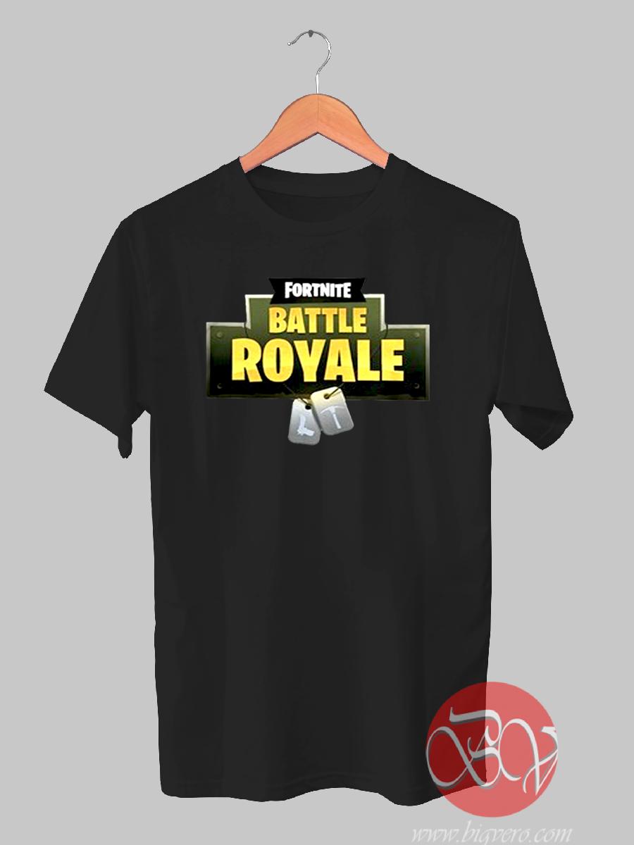 FortNite Battle Royale T-shirt - Ideas Shirt - Design Bigvero