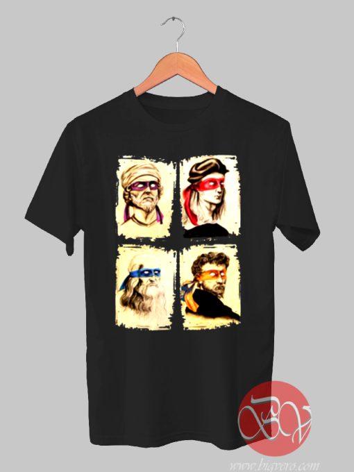 Teenage Mutant Ninja Turtles - TMNT T-shirt