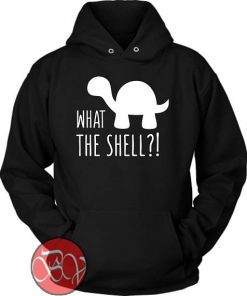Turtle What The Shell Hoodie