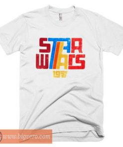 Star Wars 1977 Retro T-Shirt