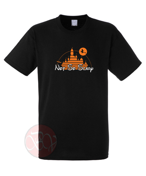 Not So Scary T Shirt
