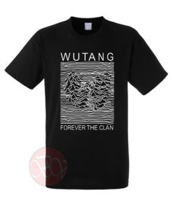 Wutang Forever The Clan T-Shirt