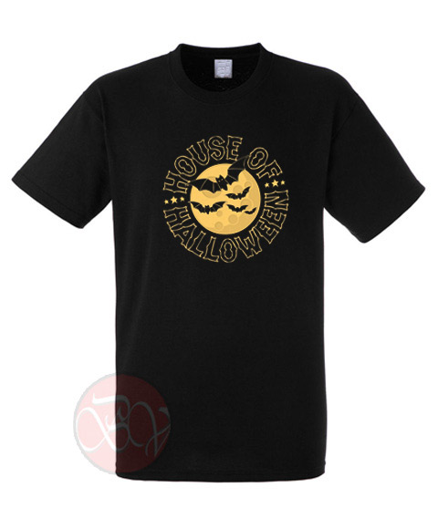 House Of Halloween T Shirt