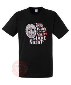The Lake At Night T-Shirt