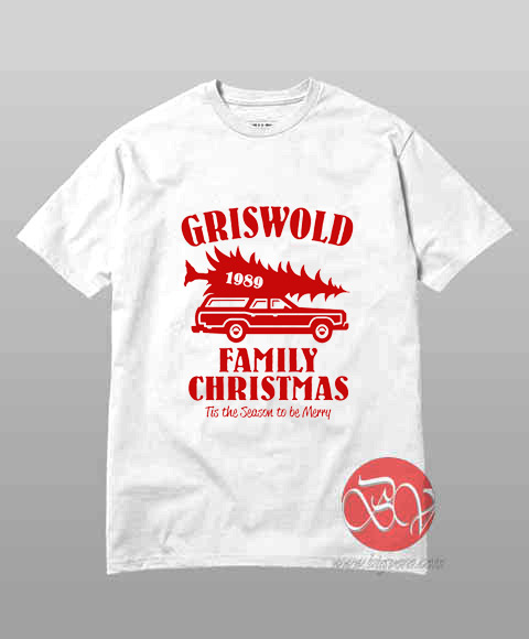 Family Christmas Shirts.Griswold Family Christmas T Shirt