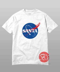 Santa Parody Nasa T-Shirt