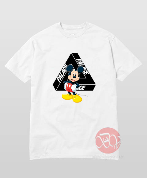 Palace X Mickey Mouse Collab T-Shirt