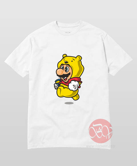Super Jump Pooh T-Shirt