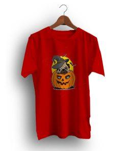 Dog Cute Pumpkin Halloween T-Shirt
