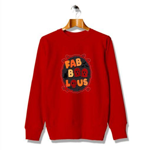 Funny Cheap Fabboolous Halloween Sweatshirt