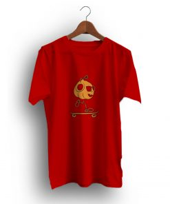 Graphic Art Skateboardist Halloween T-Shirt
