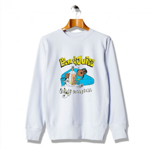 About Snoop Dogg Gin And Juice Cheap Sweatshirt