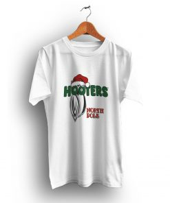Authentic Cheap Hooters Lycra North Pole T-Shirt