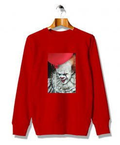 Authentic Pennywise It The Clown Sweatshirt