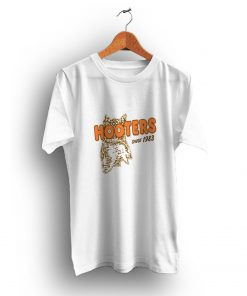 Cool Fitted Hooters Since 1983 Cheap T-Shirt