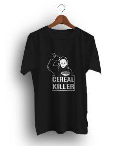 Foodie Gift Cereal Killer Halloween T-Shirt