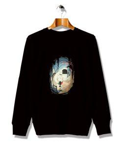 For Sale Cartoon Abominable Snowman Movie Sweatshirt