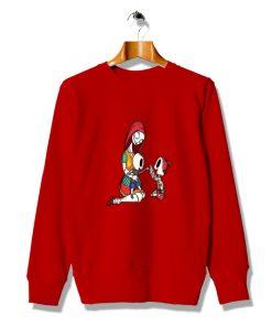 Funny Nightmare Mother Of Halloween Sweatshirt