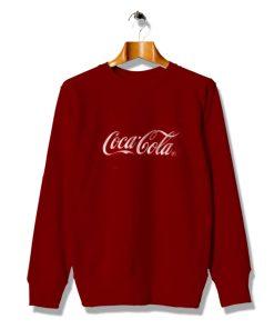 Get Buy Cheap Coca-Cola Vintage Sweatshirt