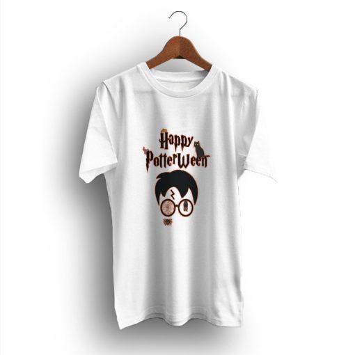 Get Buy Happy Potter Halloween T-Shirt